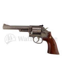SMITH & WESSON 66-1 Gravur A  Revolver .357 Mag