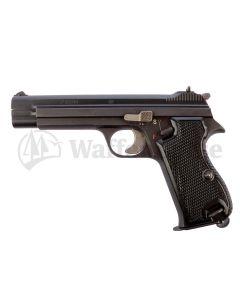SIG 210-2 Privat Pistole   9mm para