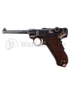 SCHWEIZER ORDONNANZ Parabellum 1906  DWM  7,65mm para