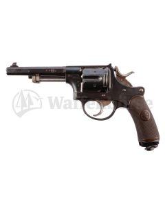 SCHWEIZER ORDONNANZ Revolver 1882 Privat  7,5mm