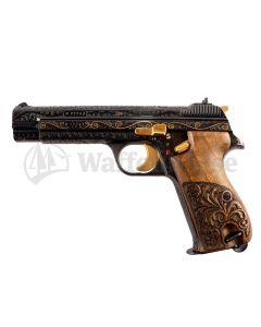 SIG 210 De Lux  Pistole  7,65 mm para