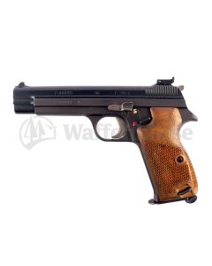 SIG 210-6 Sport Pistole 7,65mm para