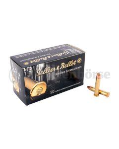 SELLIER & Bellot . 22 Magnum/ WMR 2,92 SB FMJ  45grain