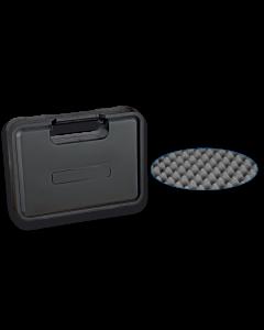 MEGALINE Pistolenkoffer  Einfach   30,5 x 23,5 x 6,5 cm