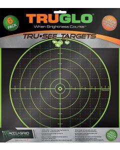 TRUGLO Scheiben  Target, Fluoreszierend
