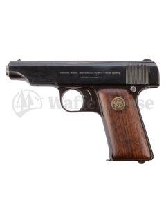 Deutsche Werke Orgies Pistole  7,65 kurz