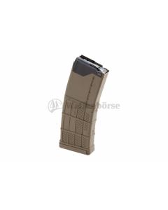 LANCER AR 15  FDE Magazine 10 Schuss   .223Rem  (Optisch 30schüssig
