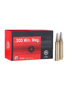 GECO .300 Winchester Magnum Sport SG 9,5g ACTION