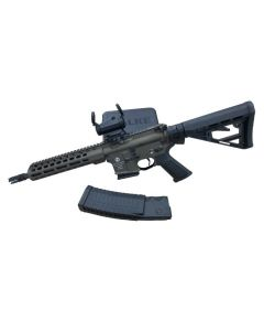 "SCHMEISSER AR 15 / S4F Set Bronce  Halbautomat .223 Rem 10.5"""