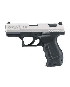 UMAREX Walther P 99 Nickel  Platz 9mm P.A