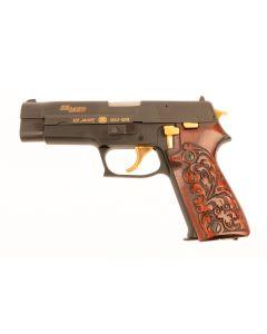 SIG SAUER 220  Jubiläum 9mm para verkauft