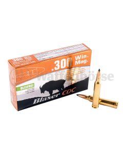 BLASER .300 Winch Mag   CDC Bleifrei 10,4g
