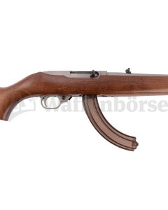 RUGER 10/22 Stainl. Halbautomat . 22lr
