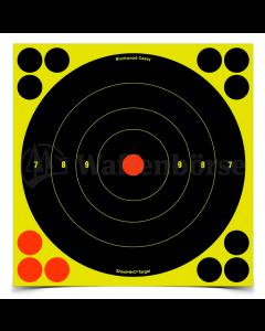 BIRCHWOOD Shoot-N-C Bull's-eye Target Scheibe
