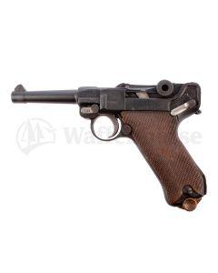 Mauser  P 08 Erfurt 1918/1920  9mm para