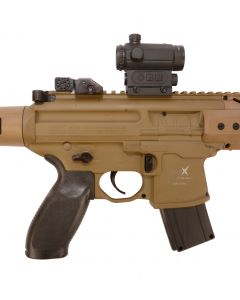 SIG SAUER AIRGUN  MPX-MRD-FDE Black CO2 4,5mm Diabolo