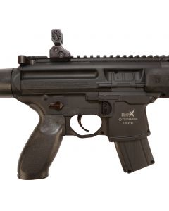 SIG SAUER AIRGUN  MPX- Black CO2 4,5mm Diabolo