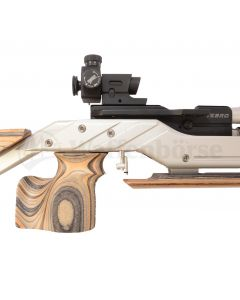 TESRO Matchluftgewehr RS 100 Pro Silber  Pressluft, 4,5mm
