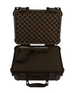 Waffenbörse Pistolenkoffer  Wasserfest   30x22,5x13,2 cm (innen)