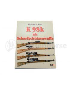 K 98 k als Scharfschützen