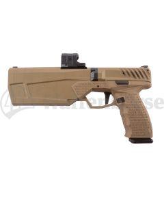 B&T Silencero Maxim 9mm FDE Pistole 9mm para