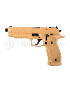SIG SAUER 226 X-Five Allround Tactical Desert Sand DA/SA  9mm para