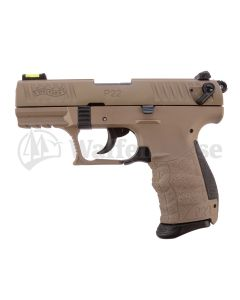 WALTHER P22Q FDE neu  .22lr