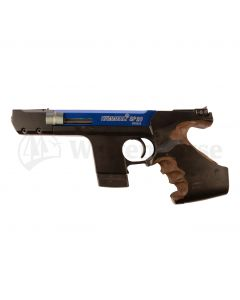 Hämmerli Pistole SP 20 Blau  . 22lr