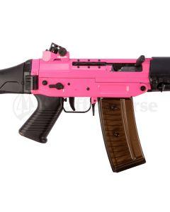 SIG Sturmgewehr 550 / PE 90 Pink/Schwarz  GP90/.223 Rem Spezial-Angebot