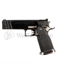 INFINITY SVI 1911 - 2011 Black AET Wide body 9mm para