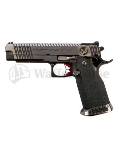 INFINITY SVI 1911 - 2011 Duo Tone  Wide body . 40 S&W