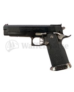 INFINITY SVI 1911 - 2011 Black - SS  Wide body 9mm para