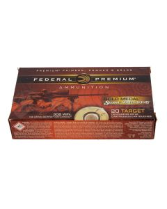 FEDERAL Gold Medal Sierra Match King .308 Winch HP 168gr