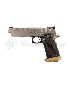 BUL  1911 - 2011 Radical Pistole  9mm para