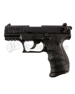WALTHER P22 Pistole  black .22lr