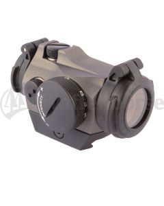 AIMPOINT  MICRO H-2 CFE 2 MOA Tungsten Fiber Limitet