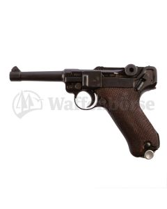 Mauser  P 08 S/42 1937 Pistole  9mm para