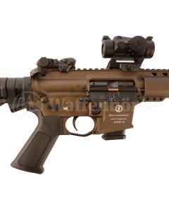 SCHMEISSER AR 15 /9S MilCOMP Bronze Halbautomat 9mm para