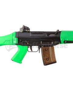 SIG Sturmgewehr 550 / PE 90 Gift-Grün-Black  GP90/.223 Rem