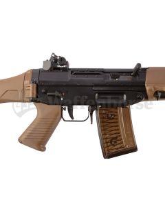 SIG Sturmgewehr 550 / PE 90 Coyote - Black  GP90/.223 Rem