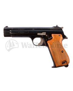 SIG 210-1 poliert  Pistole   9mm para