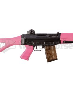 SIG Sturmgewehr 550 / PE 90 schwarz/pink  GP90/.223 Rem Spezial-Angebot