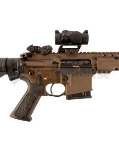 """SCHMEISSER AR 15/M5FL  Bronce Halbautomat .223 Rem 16.75""""  Restposten"""