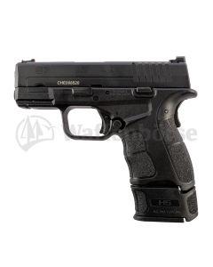 """HS Pistole  S7  3.3"""" black  9mm para"""