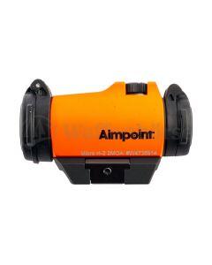 AIMPOINT Micro H-2 2 MOA Orange, Limitiert-Sonderserie