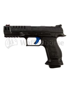 "WALTHER Q5 Steel Black SF Champion 5"" 9mm para"