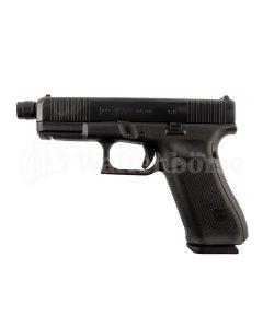 Glock G45 Black MOS - Gewinde  Pistole 9mm para