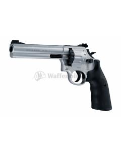 "UMAREX Smith & Wesson 686 6"" Nickel  CO2 4,5mm"