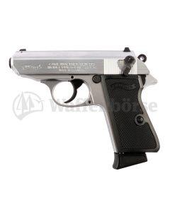WALTHER PPK/S Nickel Pistole .22lr