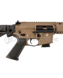 SCHMEISSER AR 15 / S4F FDE Limitiert Halbautomat  9mm para